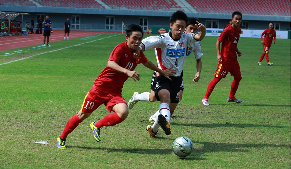 U19 Việt Nam hiện nay có những điểm chưa bằng, nhưng cũng có điểm hơn lứa U19 của Công Phượng trước đây
