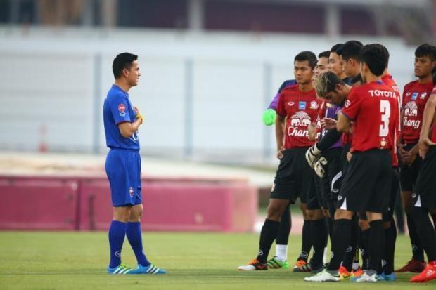 Đội tuyển Thái Lan của HLV Kiatisuk đã có mặt tại Saudi Arabia, sẵn sàng cho vòng loại World Cup