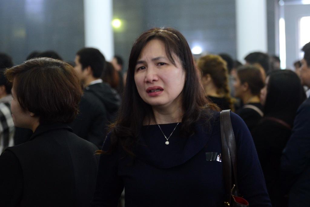 Những hình ảnh xúc động tại lễ tang nhạc sĩ Lương Minh - 10