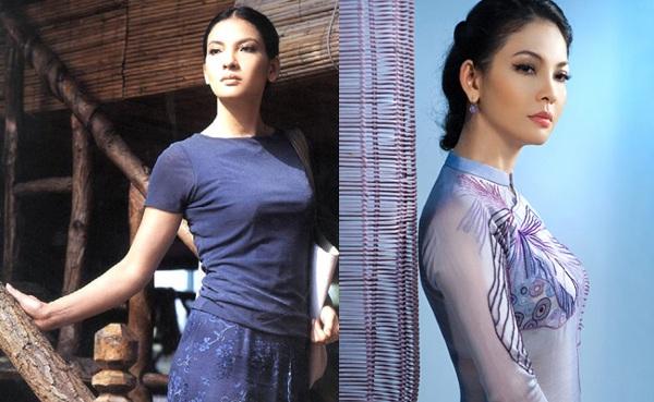 Không quá khi nói Thủy Hương là người mẫu đẹp nhất Việt Nam