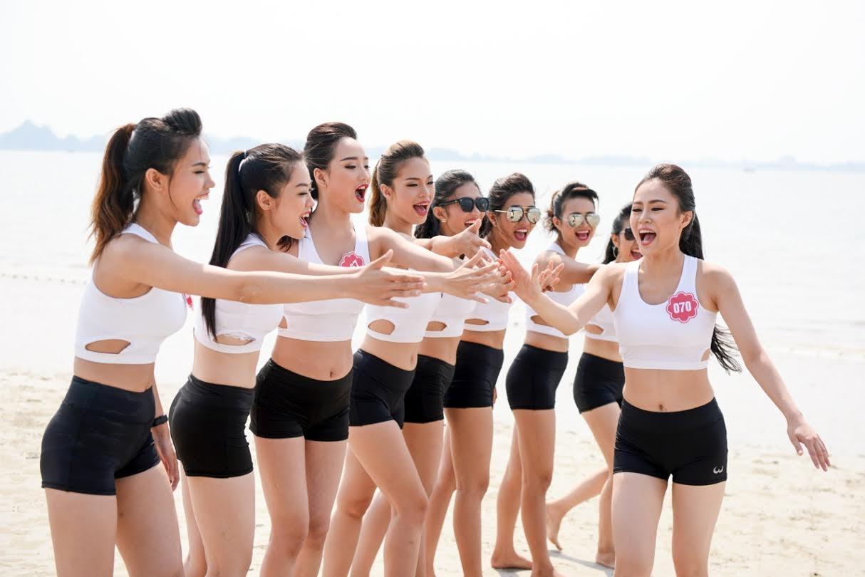 Thí sinh Hoa hậu Biển khoe vẻ đẹp khỏe khoắn với bikini - 12