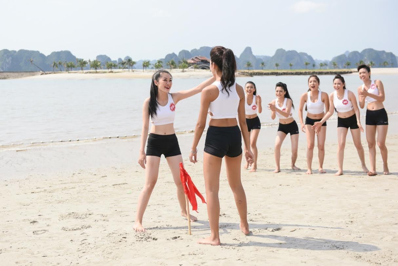 Thí sinh Hoa hậu Biển khoe vẻ đẹp khỏe khoắn với bikini - 11