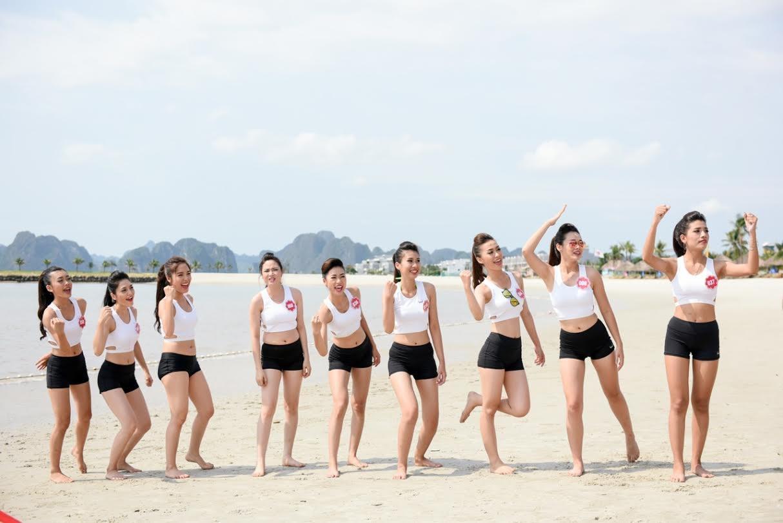 Thí sinh Hoa hậu Biển khoe vẻ đẹp khỏe khoắn với bikini - 14
