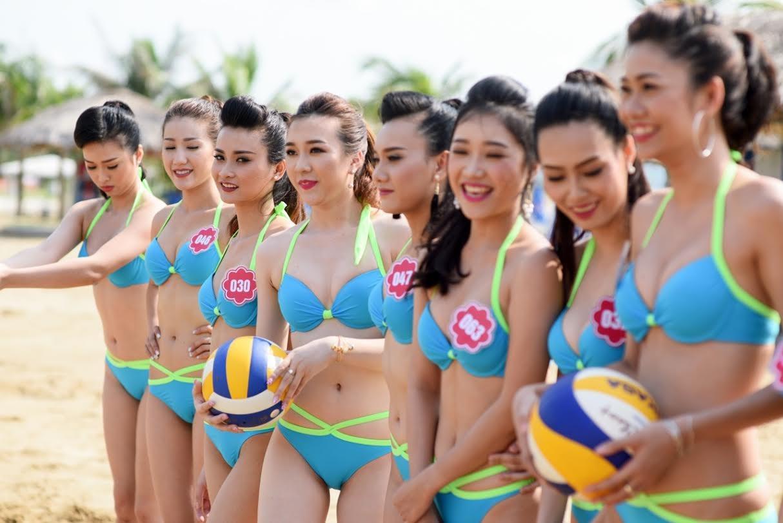 Thí sinh Hoa hậu Biển khoe vẻ đẹp khỏe khoắn với bikini - 9