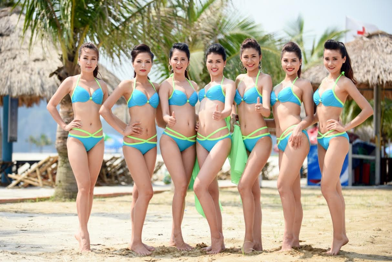 Thí sinh Hoa hậu Biển khoe vẻ đẹp khỏe khoắn với bikini - 8