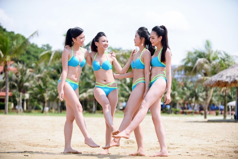 Thí sinh Hoa hậu Biển khoe vẻ đẹp khỏe khoắn với bikini - 6