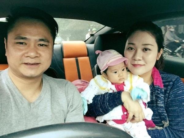 Mái ấm hiện tại của Tự Long. Anh đã kết hôn lần hai và đã có một cô con gái.