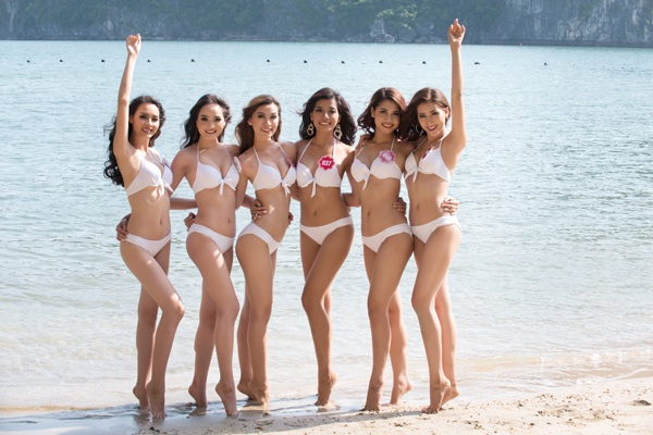 Người đẹp diện bikini hút hồn trong những shot hình nóng bỏng - 9