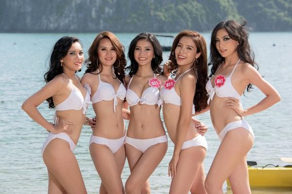 Người đẹp diện bikini hút hồn trong những shot hình nóng bỏng - 3