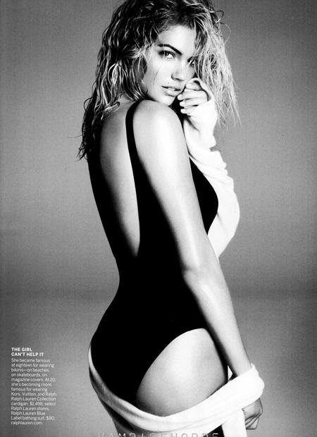 Kate Upton là người mẫu kiêm diễn viên người Mỹ. Hiện nay người đẹp sở hữu thân hình đầy đặn đang được nhiều tạp chí hàng đầu thế giới săn đón.