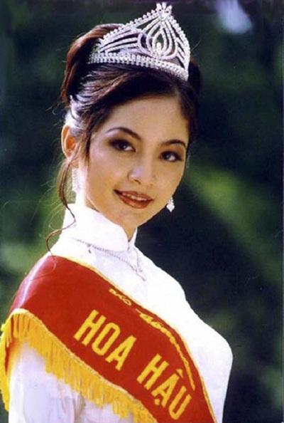 Hoa hậu Việt Nam Nguyễn Thiên Nga được đánh giá là một trong những Hoa hậu thông minh, giao tiếp ngoại ngữ tốt.