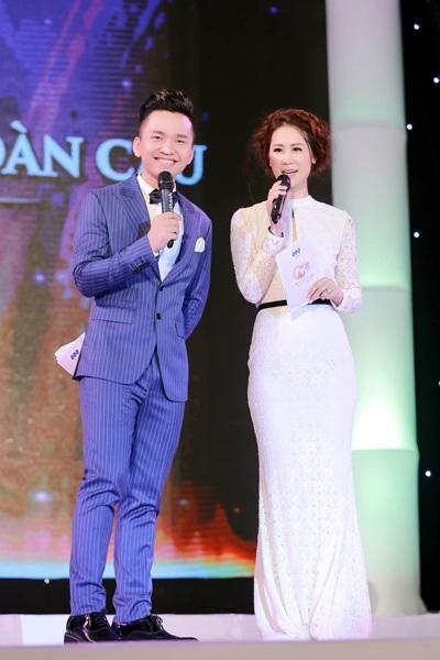 MC Hạnh Phúc có duyên với các Hoa hậu - 3