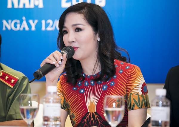 Hoa hậu đền Hùng Giáng My cho rằng Kỳ Duyên không nên lặp lại hành động tương tự.