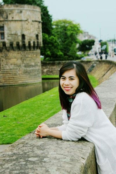 Tác giả Hoàng Thu Trang