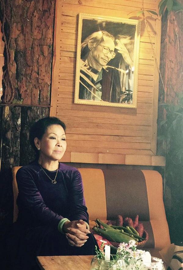 Khánh Ly trở về Đà Lạt, tìm lại ký ức thuở đầu gặp gỡ Trịnh Công Sơn (Ảnh: Quang Thành)