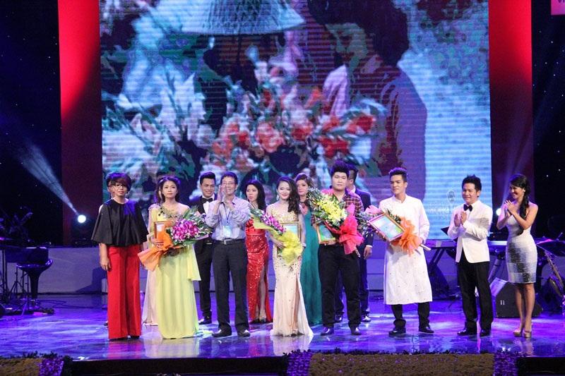Cuộc thi Giọng hát hay Hà Nội là một trong những hoạt động kỷ niệm 62 năm ngày Giải phóng Thủ đô.