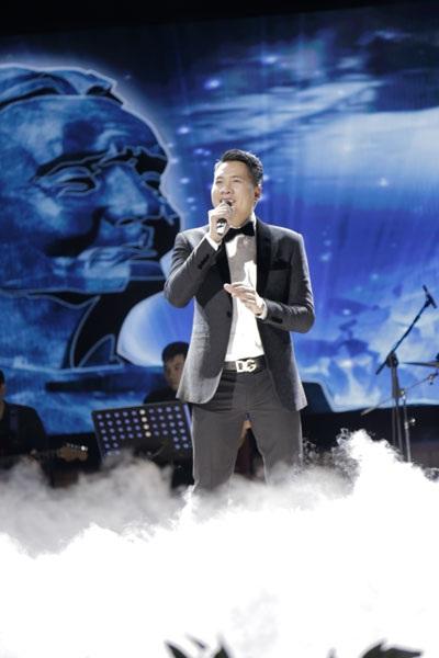 Ca sĩ Phúc Tiệp là một trong những giọng ca đầy nội lực của nghệ thuật thính phòng Việt Nam.