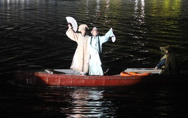 """""""Choáng"""" với show diễn trên mặt nước của 500 diễn viên - 6"""