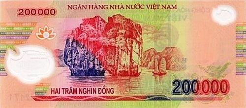 Những địa danh nào được in trên các tờ tiền Việt Nam? - 1
