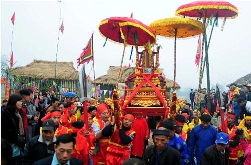 """Bất ngờ với """"lễ hội rước của quý"""" ở Lạng Sơn - 1"""