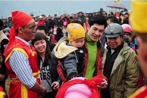 """Bất ngờ với """"lễ hội rước của quý"""" ở Lạng Sơn - 10"""