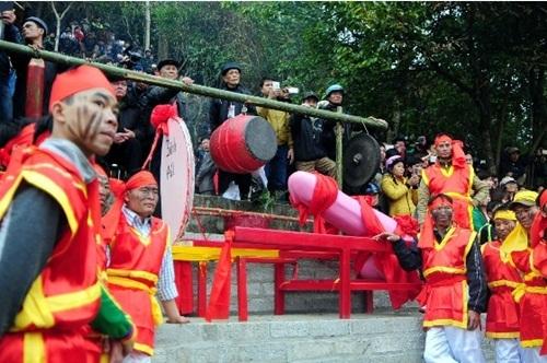 """Bất ngờ với """"lễ hội rước của quý"""" ở Lạng Sơn - 3"""
