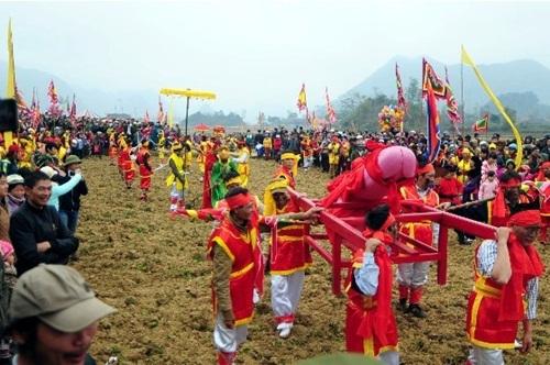 """Bất ngờ với """"lễ hội rước của quý"""" ở Lạng Sơn - 6"""
