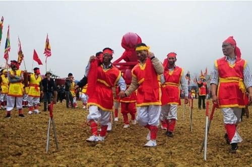 """Bất ngờ với """"lễ hội rước của quý"""" ở Lạng Sơn - 7"""