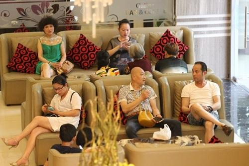 Các sảnh khách sạn ở đây lúc nào cũng tràn ngập khách Trung Quốc