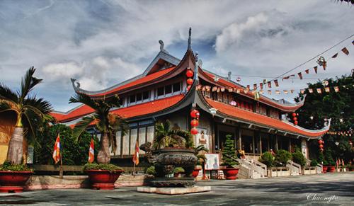 Ấm lòng mùa lễ Vu Lan trong 5 ngôi chùa nổi tiếng Việt Nam - 6