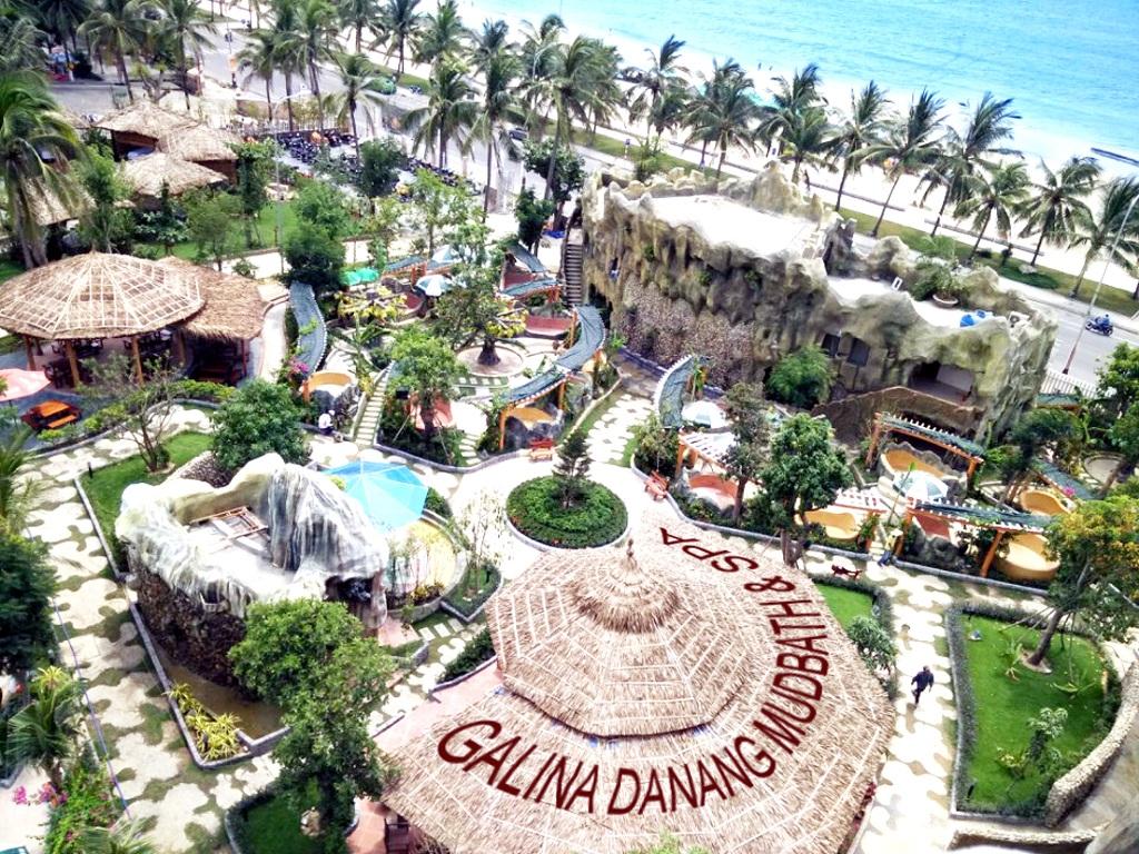 Galina Đà Nẵng Mud Bath & Spa: Galina Đà Nẵng Mud Bath&Spa: