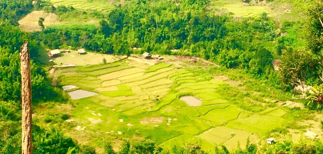 Sững sờ trước vẻ đẹp ruộng bậc thang ở miền Tây xứ Nghệ - 28