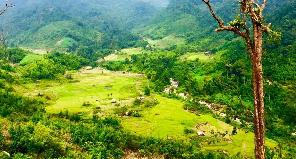 Sững sờ trước vẻ đẹp ruộng bậc thang ở miền Tây xứ Nghệ - 22