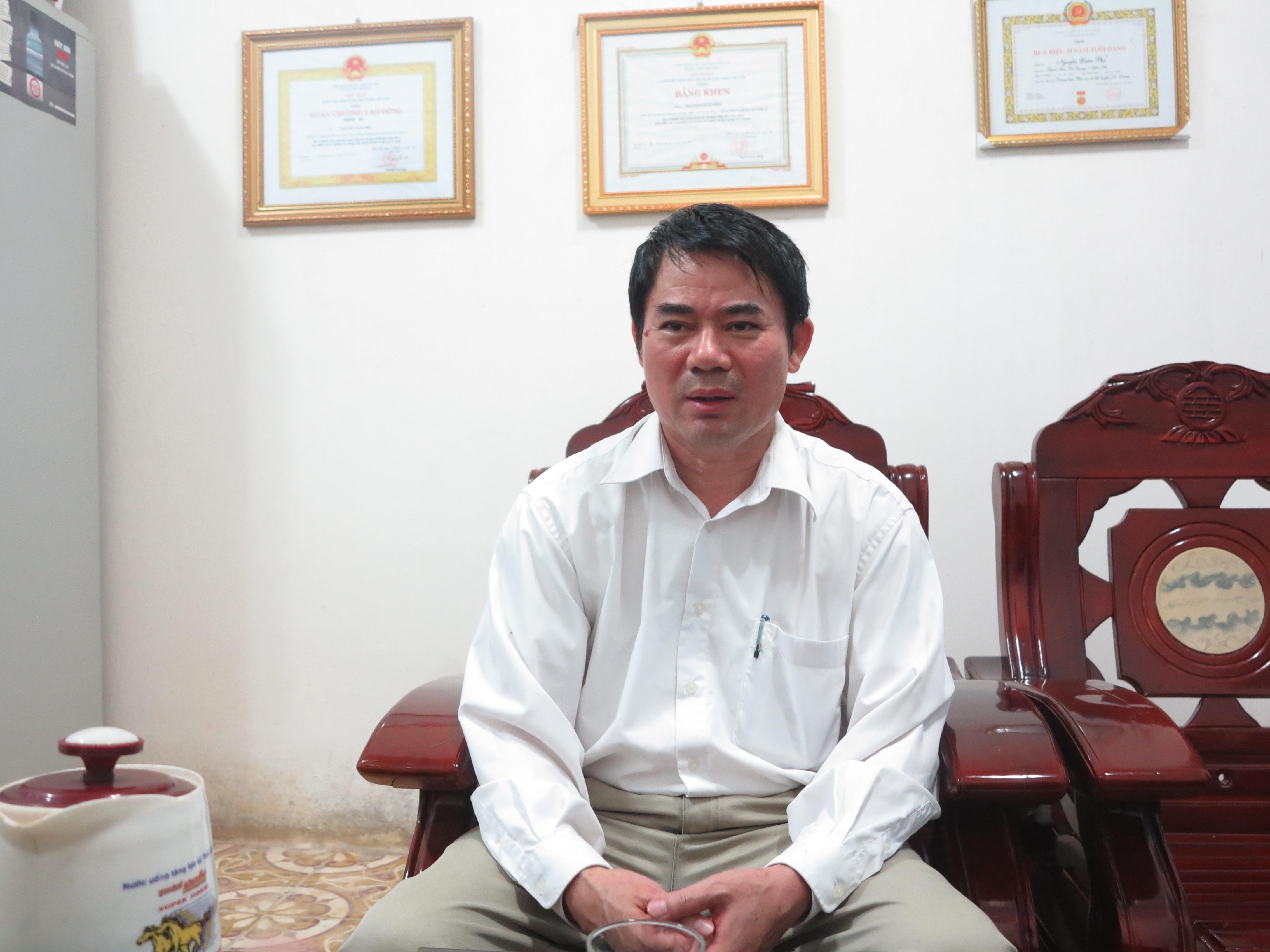 Ông Nguyễn Xuân Phú - GĐ Trung tâm bảo trợ xã hội Nghệ An: Tôi chỉ mong mọi người một lần đến đây rồi hãy phán xét sự việc.
