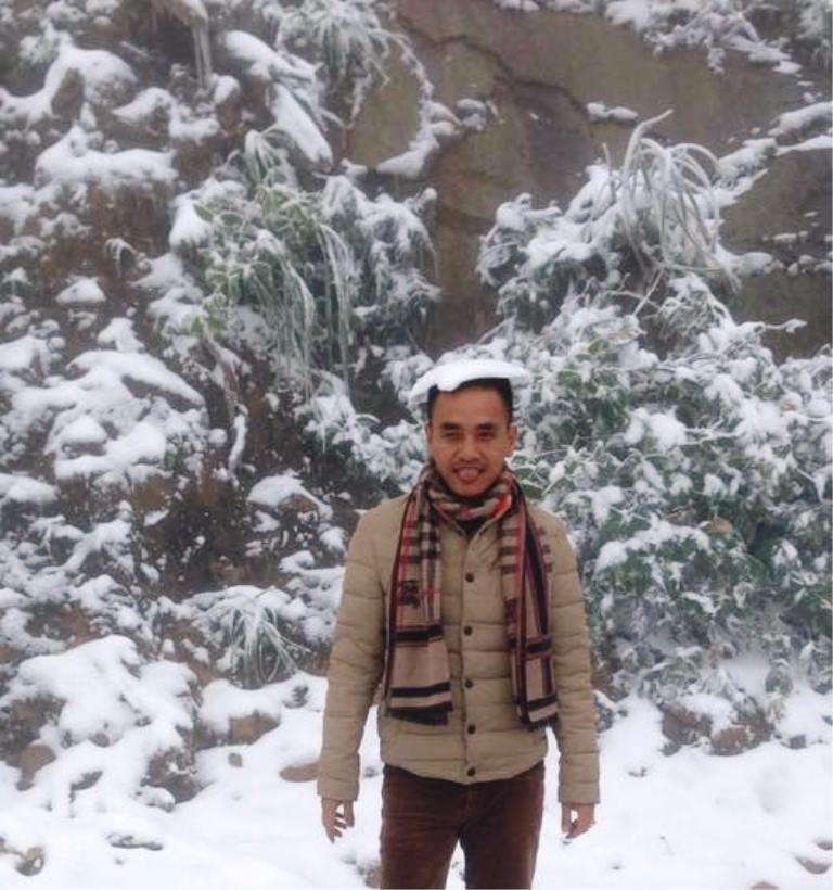 Nghệ An: Tuyết phủ dày hơn 30cm ở Buộc Mú - 8