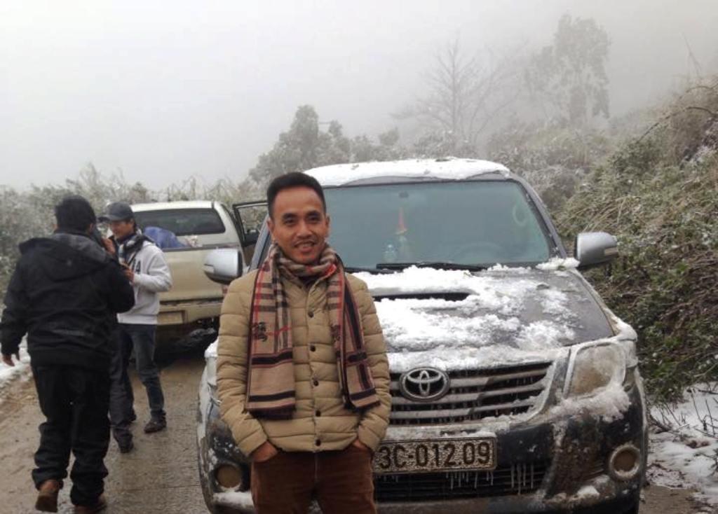 Nghệ An: Tuyết phủ dày hơn 30cm ở Buộc Mú - 6