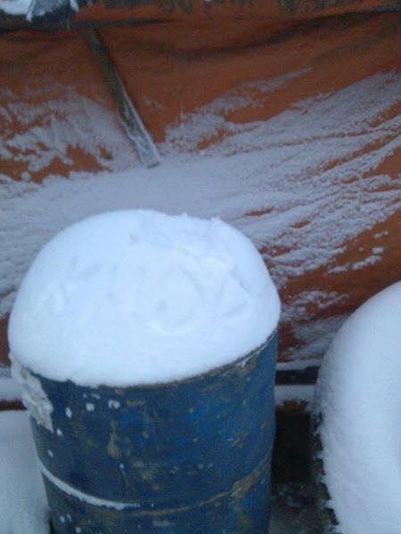 Nghệ An: Tuyết phủ dày hơn 30cm ở Buộc Mú - 22