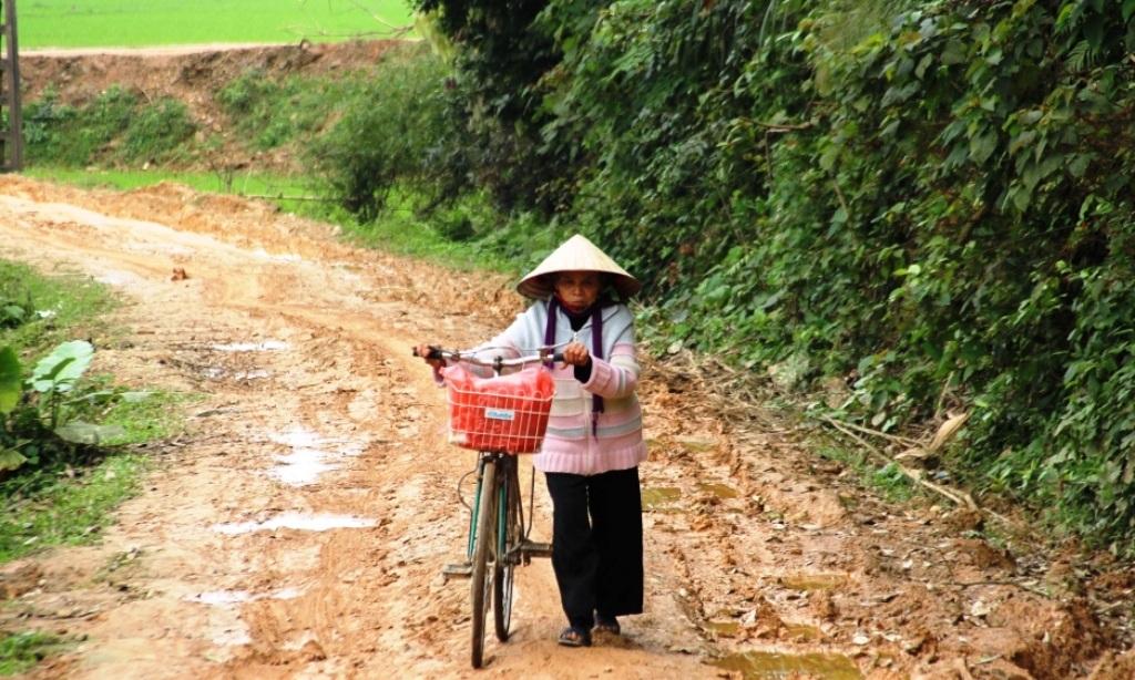 Con đường đi tìm công lý của bà Phan Thị Liệu vẫn còn rất nhiều khó khăn và gian nan