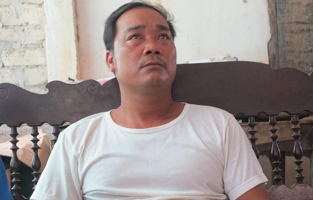 Anh Hoàng Ngọc Thủy (bác cháu Diễn) - người trực tiếp cùng trên xe với nhân viên y tế Cường cũng khẳng định, cháu Diễn chết trước khi rời bệnh viện.