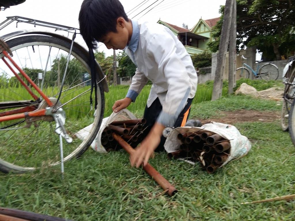 Nhọc nhằn nghề thả trúm bắt lươn - 4