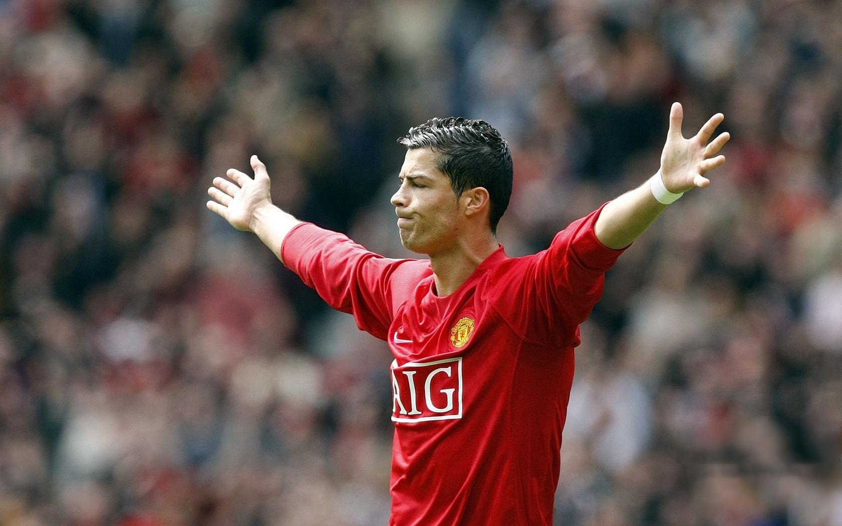 Premier League chính là bệ phóng đưa C.Ronaldo đến đỉnh cao danh vọng
