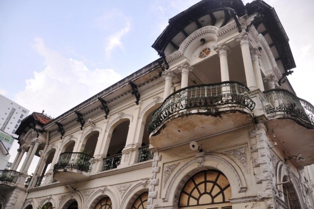 Lộ diện tân chủ nhân căn biệt thự cổ 35 triệu USD giữa Sài Gòn - 5