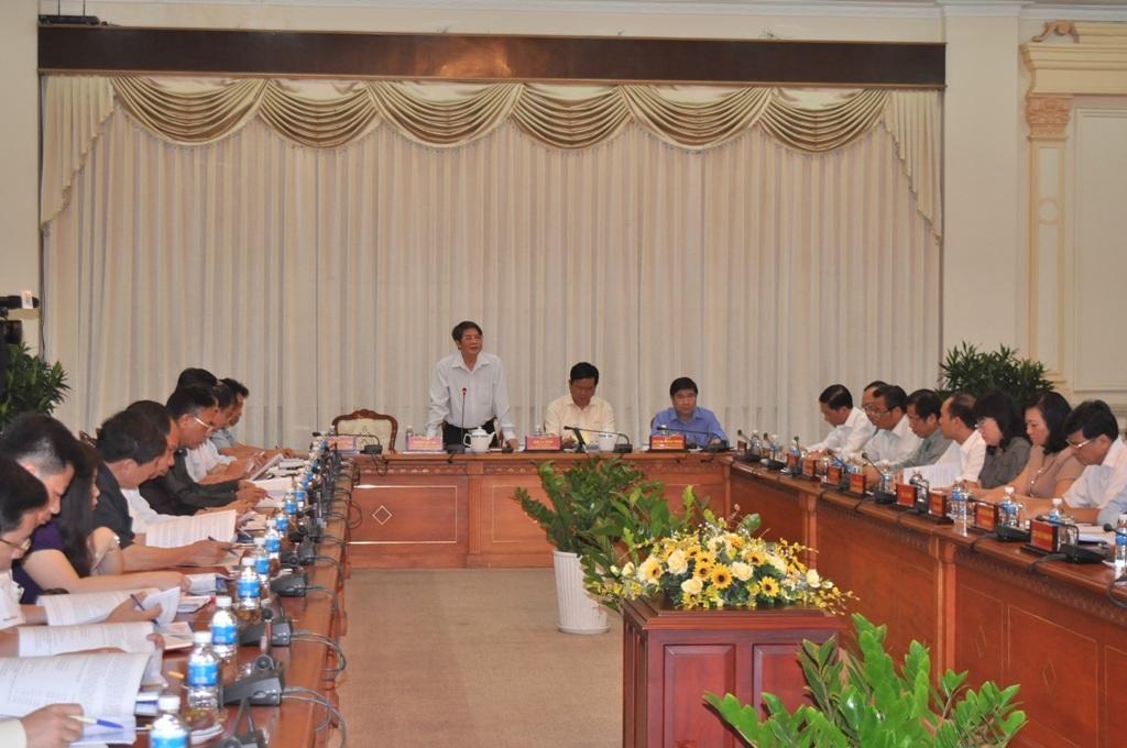 Ông Nguyễn Đức Hải khẳng định Ủy ban Tài chính - Ngân sách Quốc hội ủng hộ TPHCM có cơ chế đặc thù