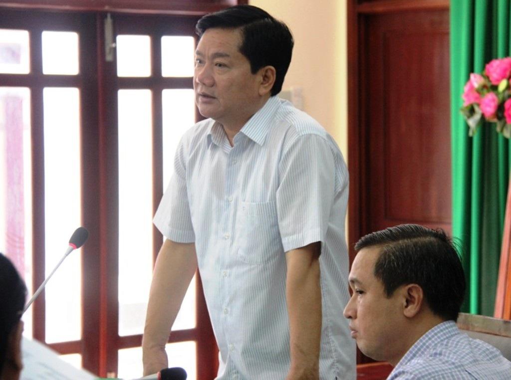 Bí thư Thành ủy TPHCM Đinh La Thăng thúc sớm triển khai mở rộng quốc lộ 13 và phải rộng ít nhất 60m