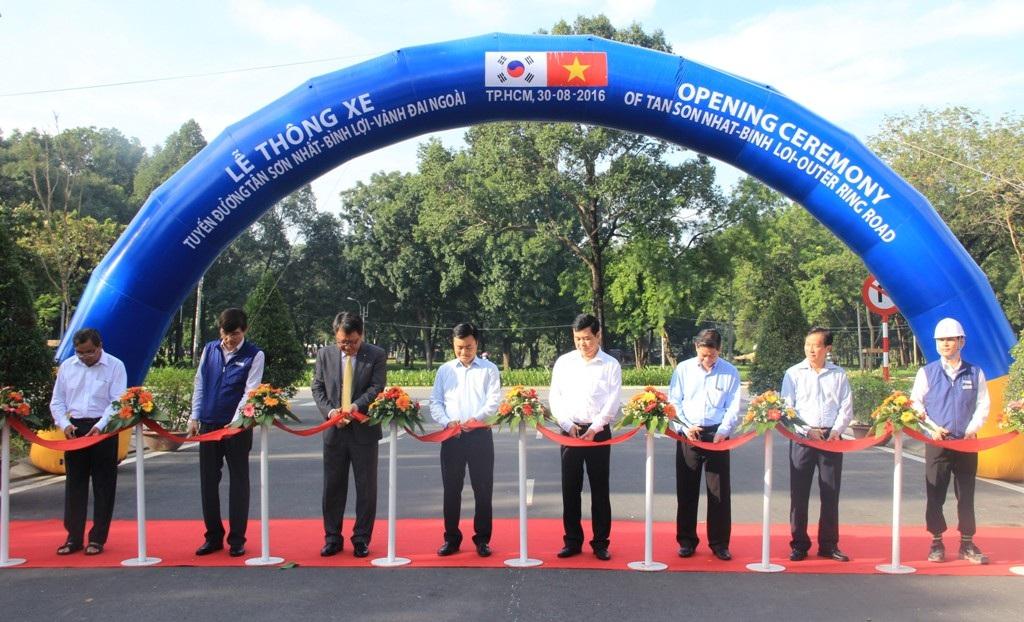 Tuyến đường nội đô đẹp nhất Sài Gòn hoàn thành sau 8 năm thi công