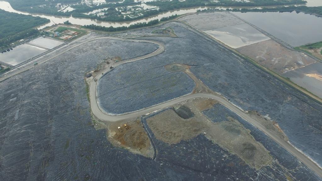 Khu xử lý chất thải Đa Phước bị nghi là nguồn gây ô nhiễm ảnh hưởng đến cuộc sống người dân ở Nam Sài Gòn
