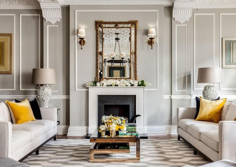 Khám phá căn hộ triệu USD đắt nhất Luân Đôn - 1