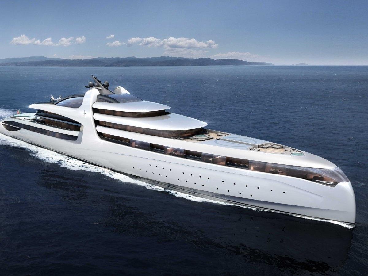 Siêu du thuyền sang trọng nhất thế giới