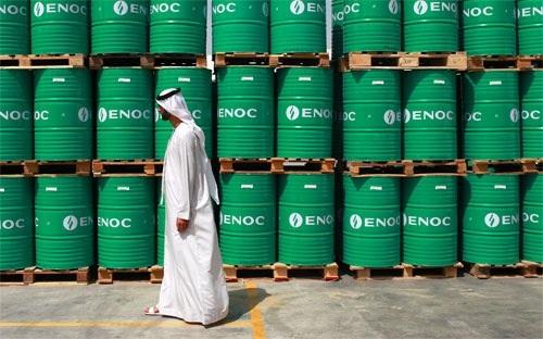 Giá dầu thế giới tiếp tục lao dốc sau cuộc họp của OPEC (Ảnh minh họa)