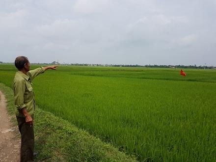 Mập mờ dự án bán đất cho doanh nghiệp Trung Quốc.